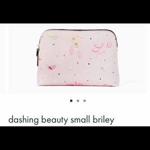 NWT Kate Spade Cosmetic Bag